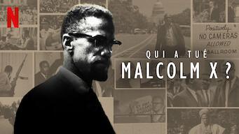 Qui a tué Malcolm X? (2020)