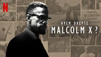 Hvem drepte Malcolm X? (2020)