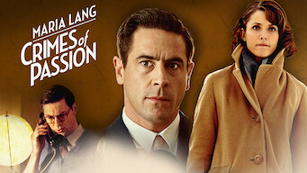 Maria Lang: Crimes of Passion (2013)