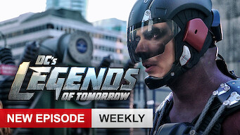 DC's Legends of Tomorrow (2020)