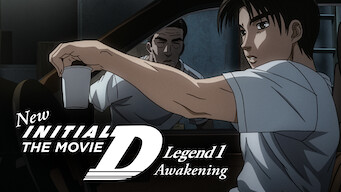New Initial D the Movie Legend 1: Awakening (2014)