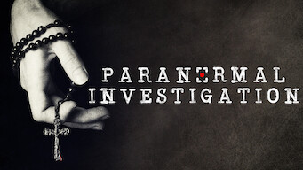 Paranormal Investigation (2018)