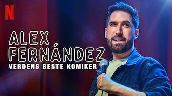 Alex Fernández: Verdens beste komiker (2020)