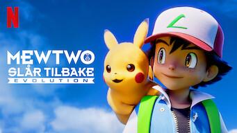 Pokémon: Mewtwo slår tilbake—Evolution (2019)