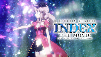 A Certain Magical Index: The Movie -The Miracle of Endymion (2013)