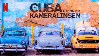 Cuba gjennom kameralinsen (2017)