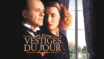 Les Vestiges du jour (1993)
