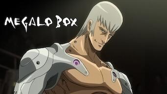 Megalo Box (2018)