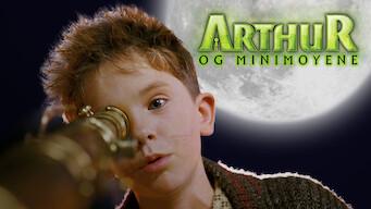 Arthur og Minimoyene (2006)