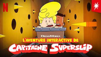 L'aventure interactive de Capitaine Superslip (2020)