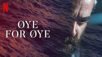 Øye for øye (2019)