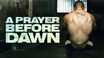 A Prayer Before Dawn (2018)