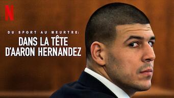 Du sport au meurtre : Dans la tête d'Aaron Hernandez (2020)