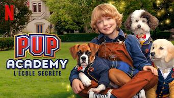 Pup Academy : L'école secrète (2020)