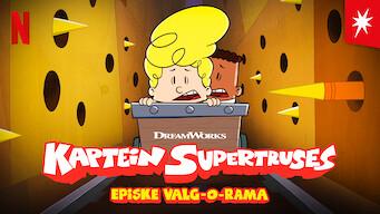 Kaptein Supertruses episke valg-o-rama (2020)