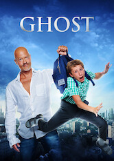 Search netflix Ghost