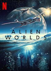 Search netflix Alien Worlds